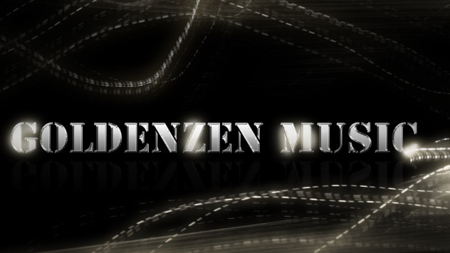 GoldenZen Logo Full